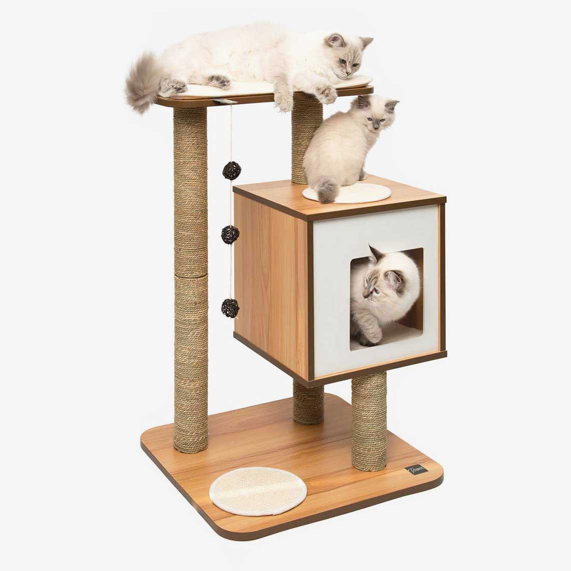 category - Cat Tree & Scratchers